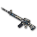 Cold Blooded - M16A4
