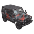 Red Zoned  UAZ